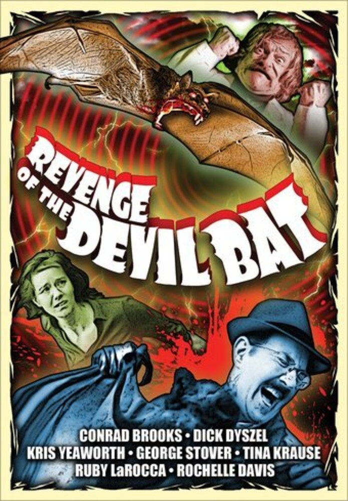 Revenge of the Devil Bat - Revenge Of The Devil Bat