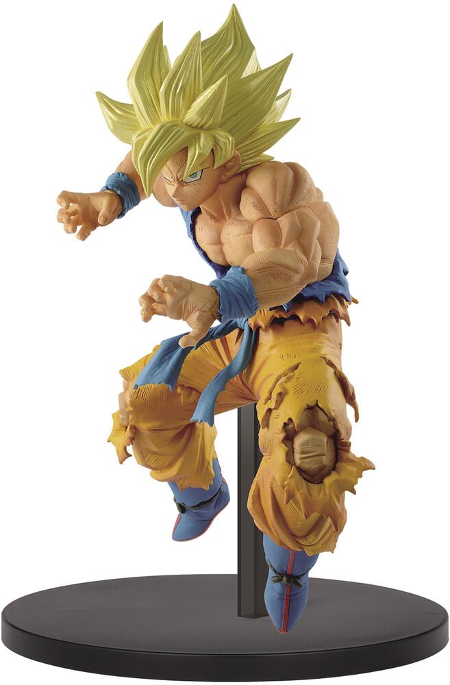 - BanPresto - Dragon Ball Super Son Goku Fes!! Super Saiyan Son GokuFigure