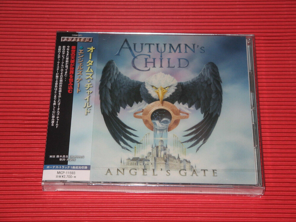 Autumns Child - Angel's Gate (incl. Bonus Material)