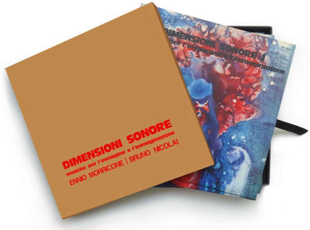 Ennio Morricone / Nicolai,Bruno Box Ita - Dimensioni Sonore / O.S.T. (Box) (Ita)