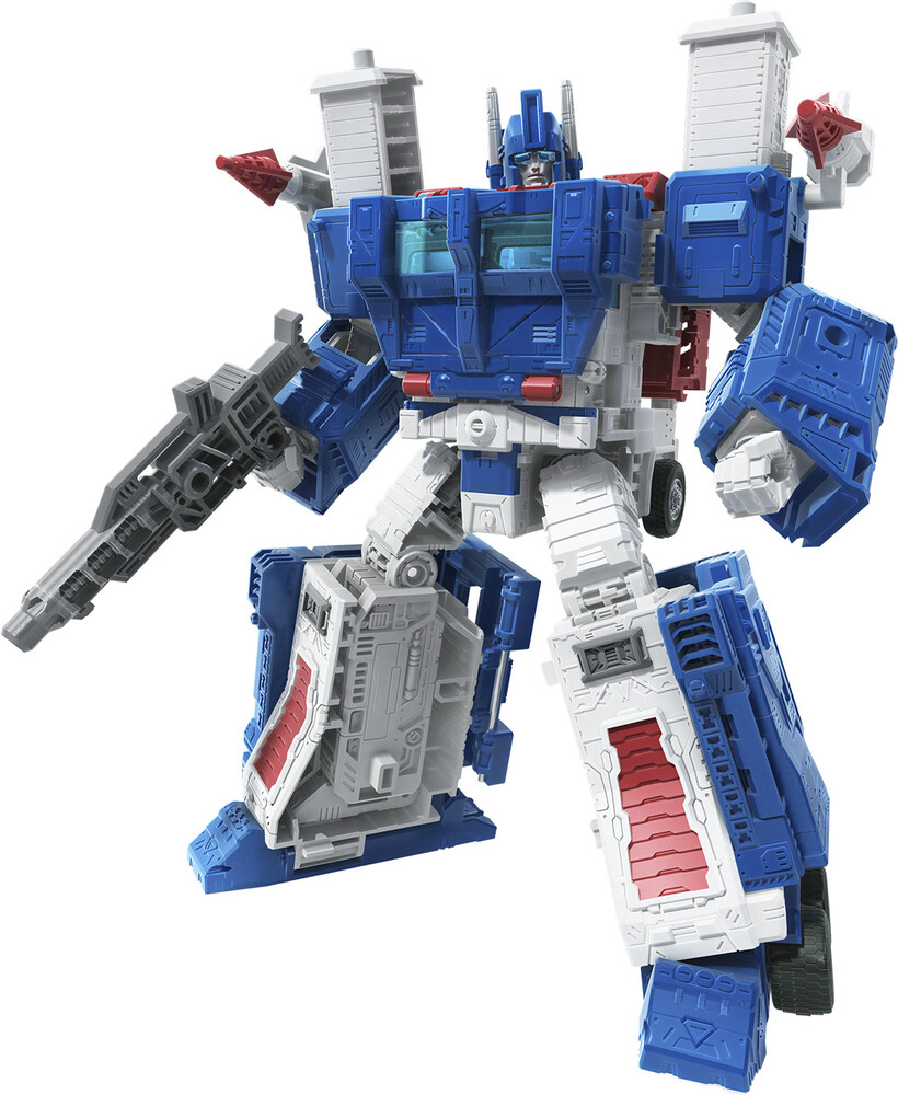 - Hasbro Collectibles - Transformers Generations War For Cybertron KLeader Ultra Magnus Earth