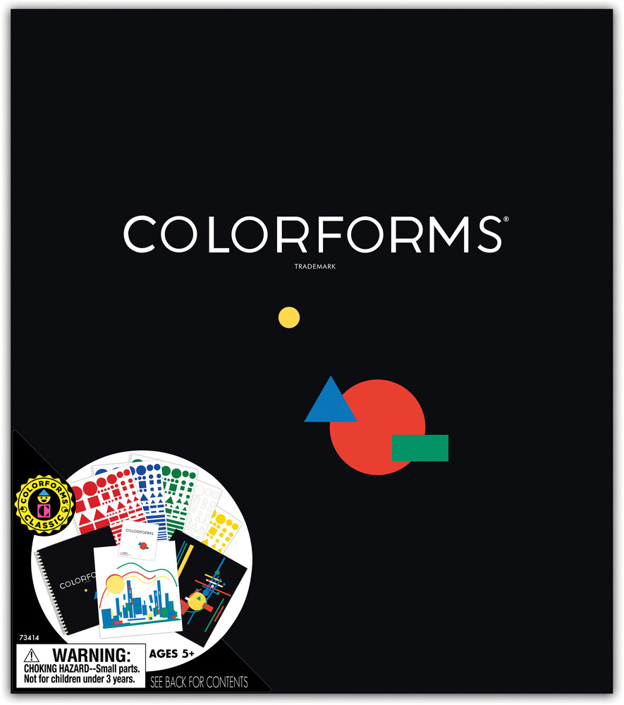 Original Classic Colorforms Set - Original Classic Colorforms Set