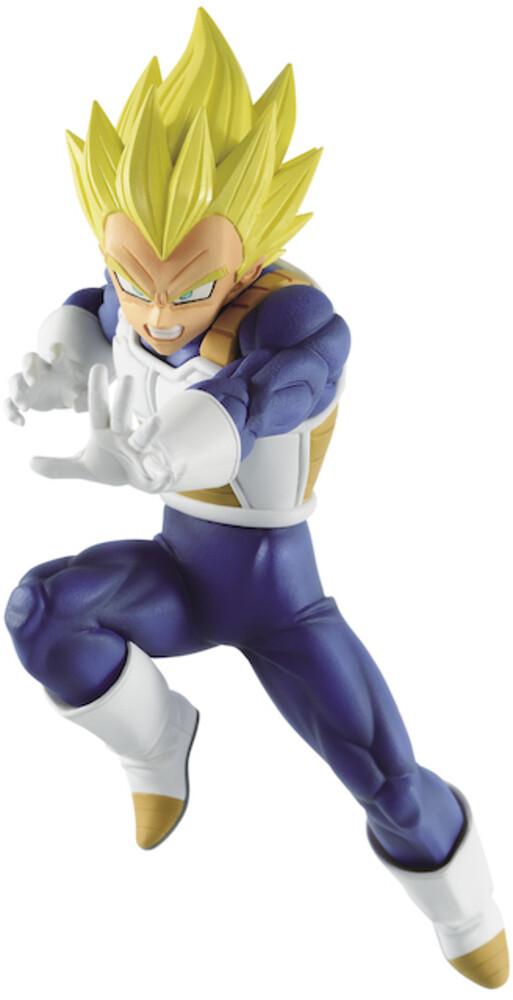 Banpresto - BanPresto - Dragon Ball Super Chosenshiretsuden Super Saiyan Vegeta Figure