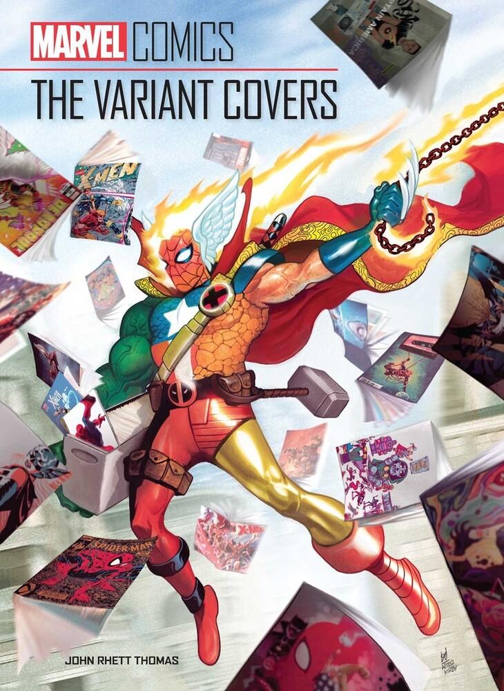 Thomas, John Rhett - Marvel Comics: The Variant Covers