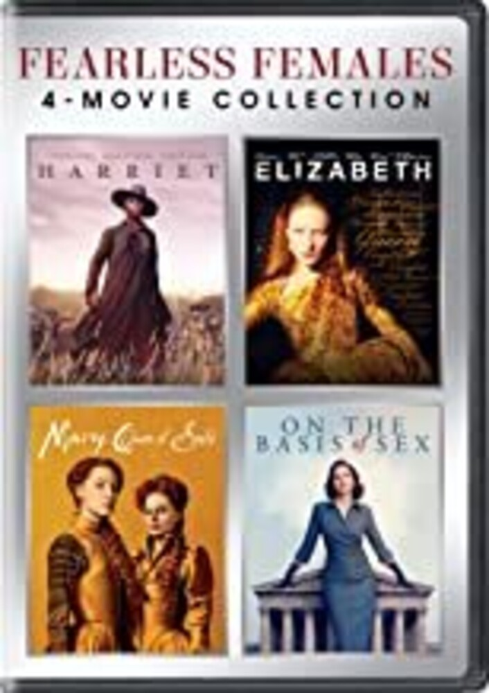 Fearless Females 4-Movie Collection - Fearless Females 4-Movie Collection (4pc) / (Box)