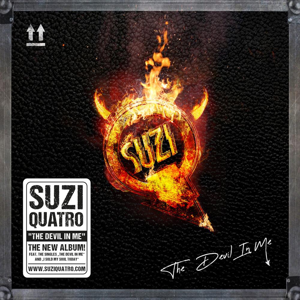Suzi Quatro - Devil In Me (Post) [Digipak]