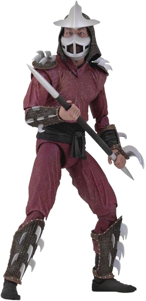 - NECA - TMNT Shredder 1/4 Scale Action Figure
