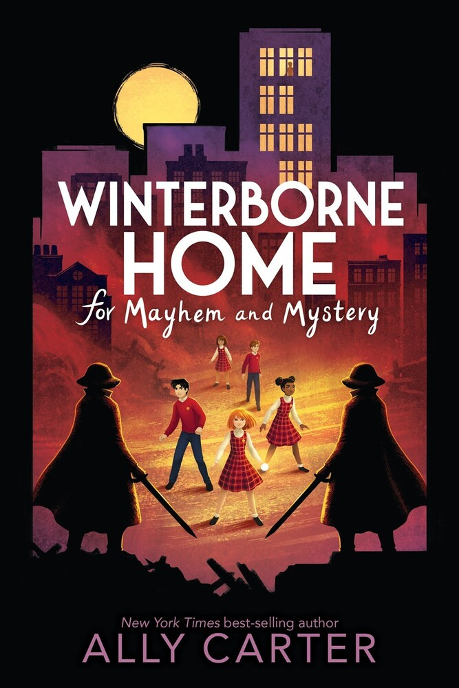 Carter, Ally - Winterborne Home for Mayhem and Mystery