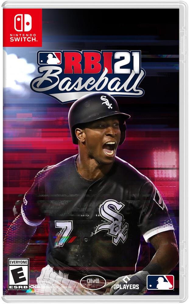 Swi MLB Rbi Baseball 21 - MLB RBI Baseball 21 for Nintendo Switch