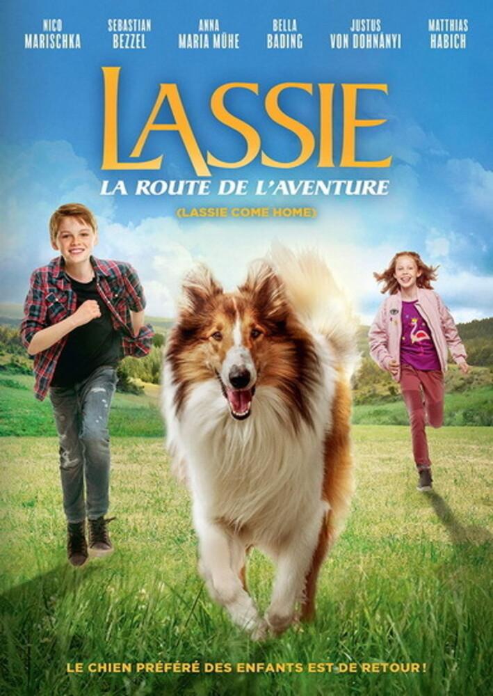 - Lassie Come Home (Lassie: La Route De L'Aventure)
