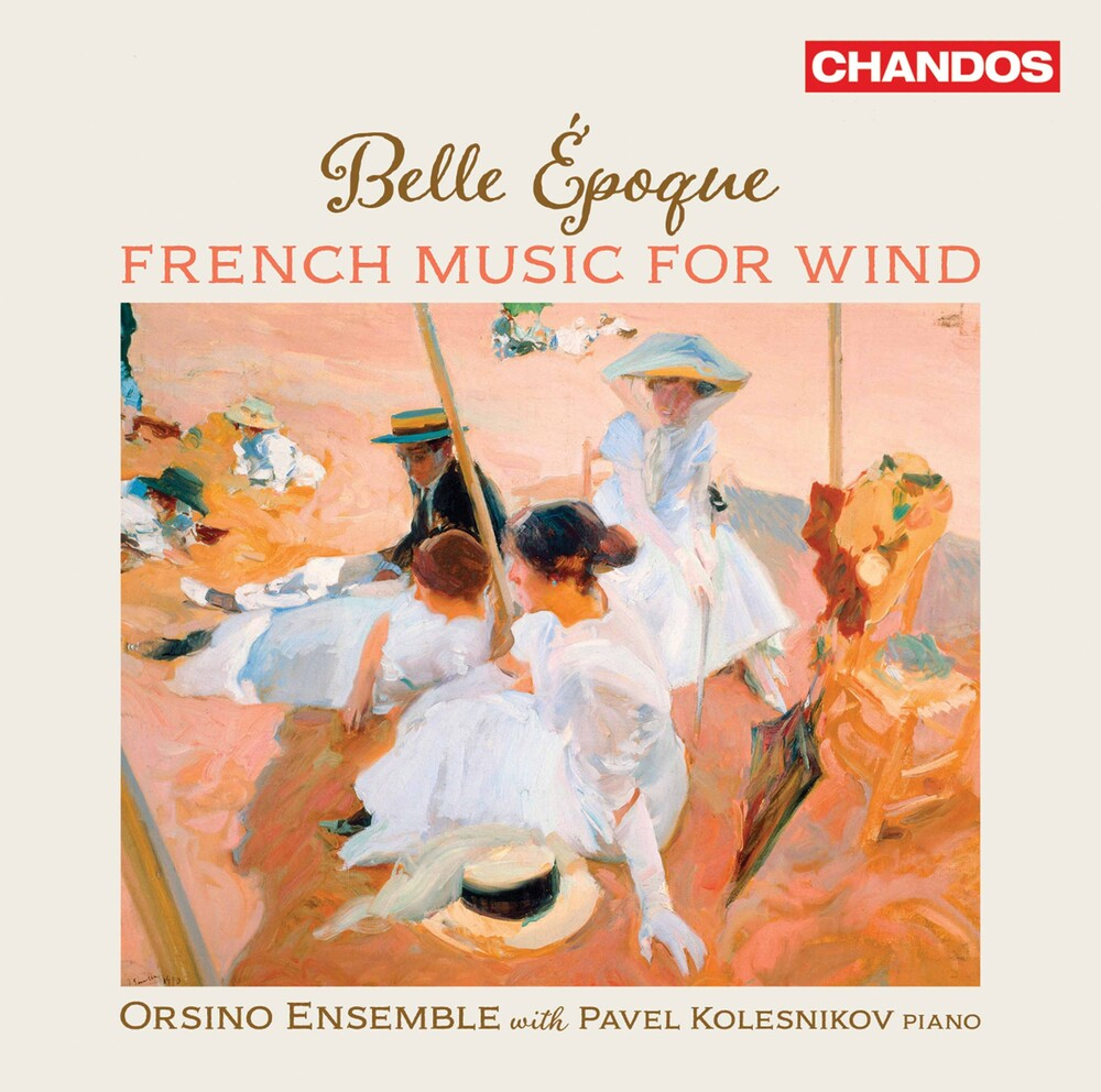 Belle Epoque / Various (Hybr) - Belle Epoque