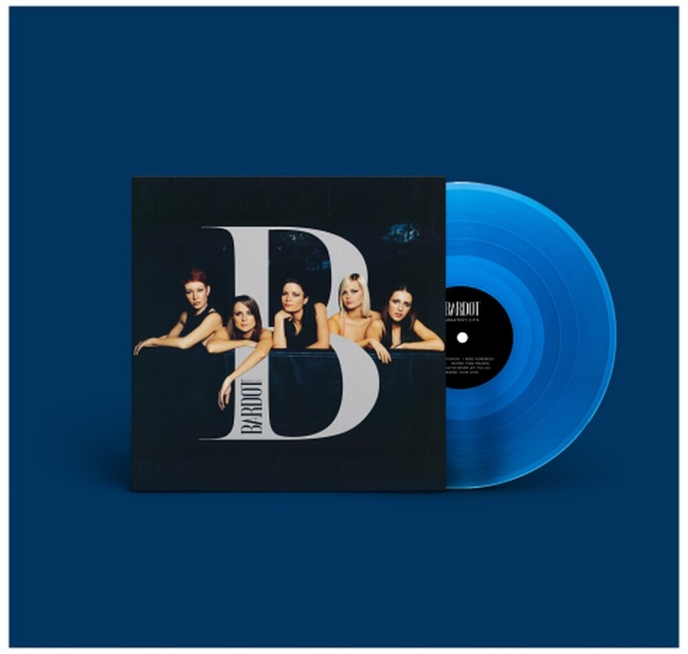 Bardot - Bardot Greatest Hits [Electric Blue Colored Vinyl]