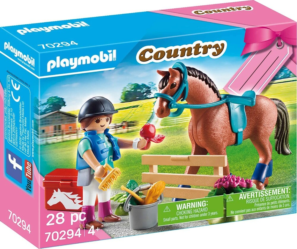 - Country Horse Farm Gift Set (Fig)