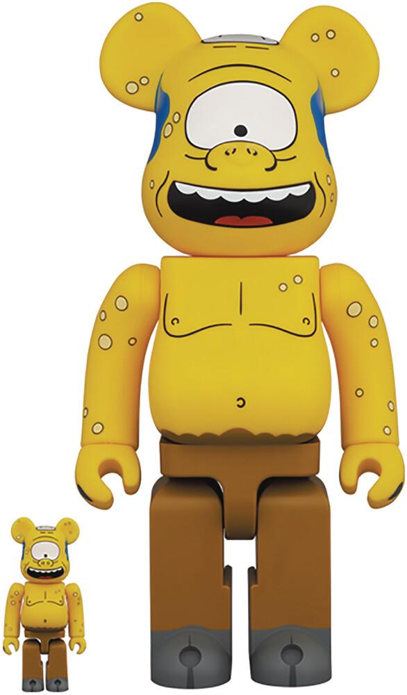 - Simpsons Cyclops 100% & 400% Bea 2pk (Clcb) (Fig)
