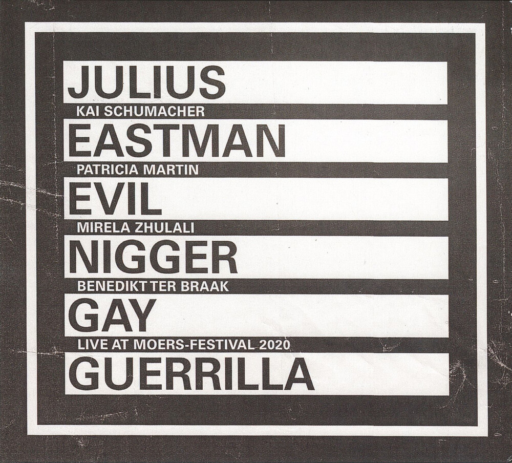 Eastman / Schumacher / Zhulali - Gay Guerrilla