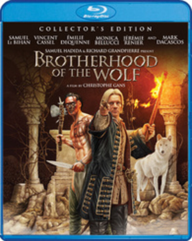 - Brotherhood Of The Wolf (Collector's Edition)