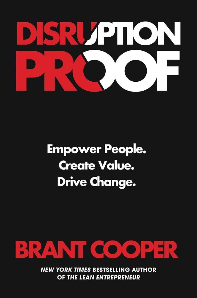 Brant Cooper - Disruption Proof (Hcvr)