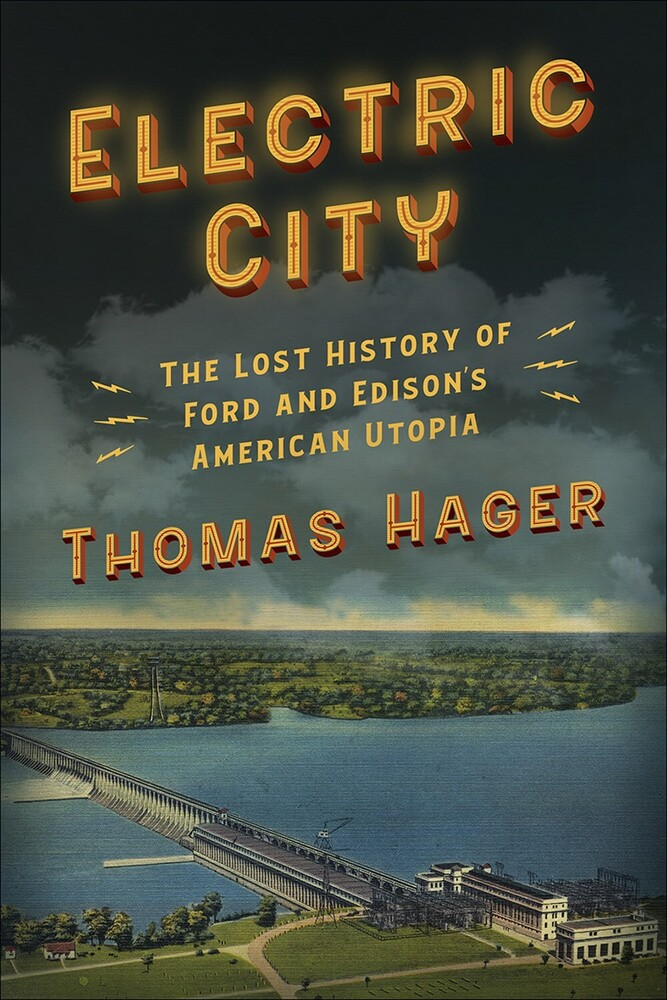 Thomas Hager - Electric City (Hcvr)