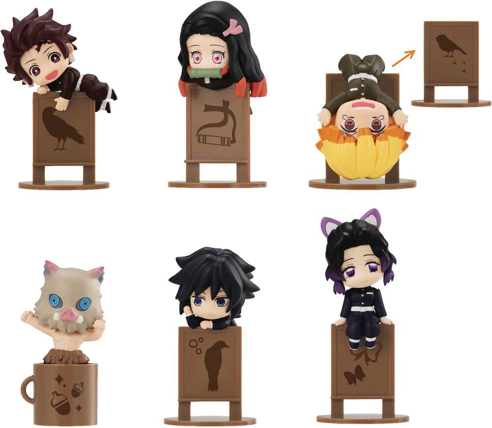 - Ochatomo Series Demon Slayer Kimetsu 6pc Set (Fig)