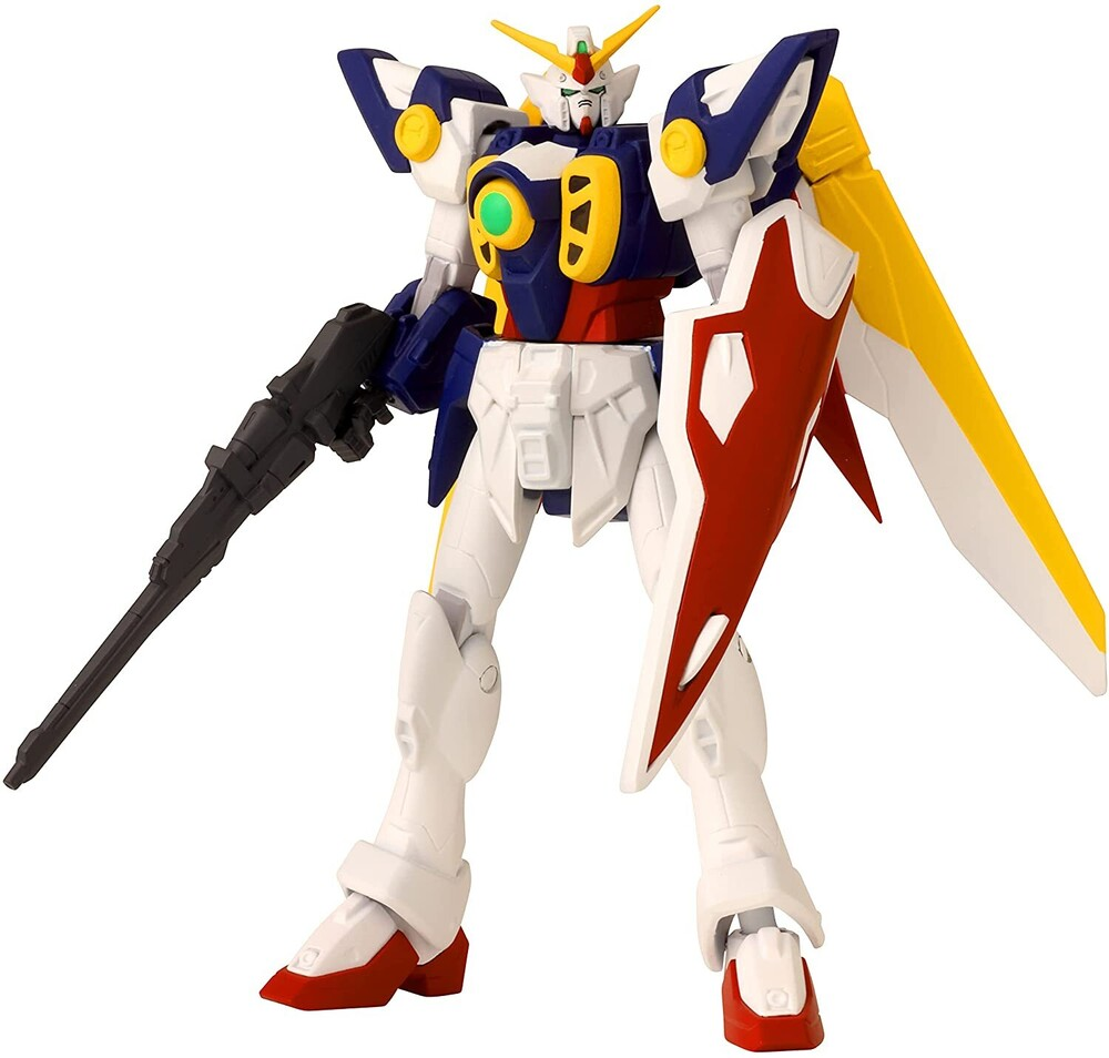 Gundam Infinity - Gundam Infinity 4.5 Wing Gundam Action Figure