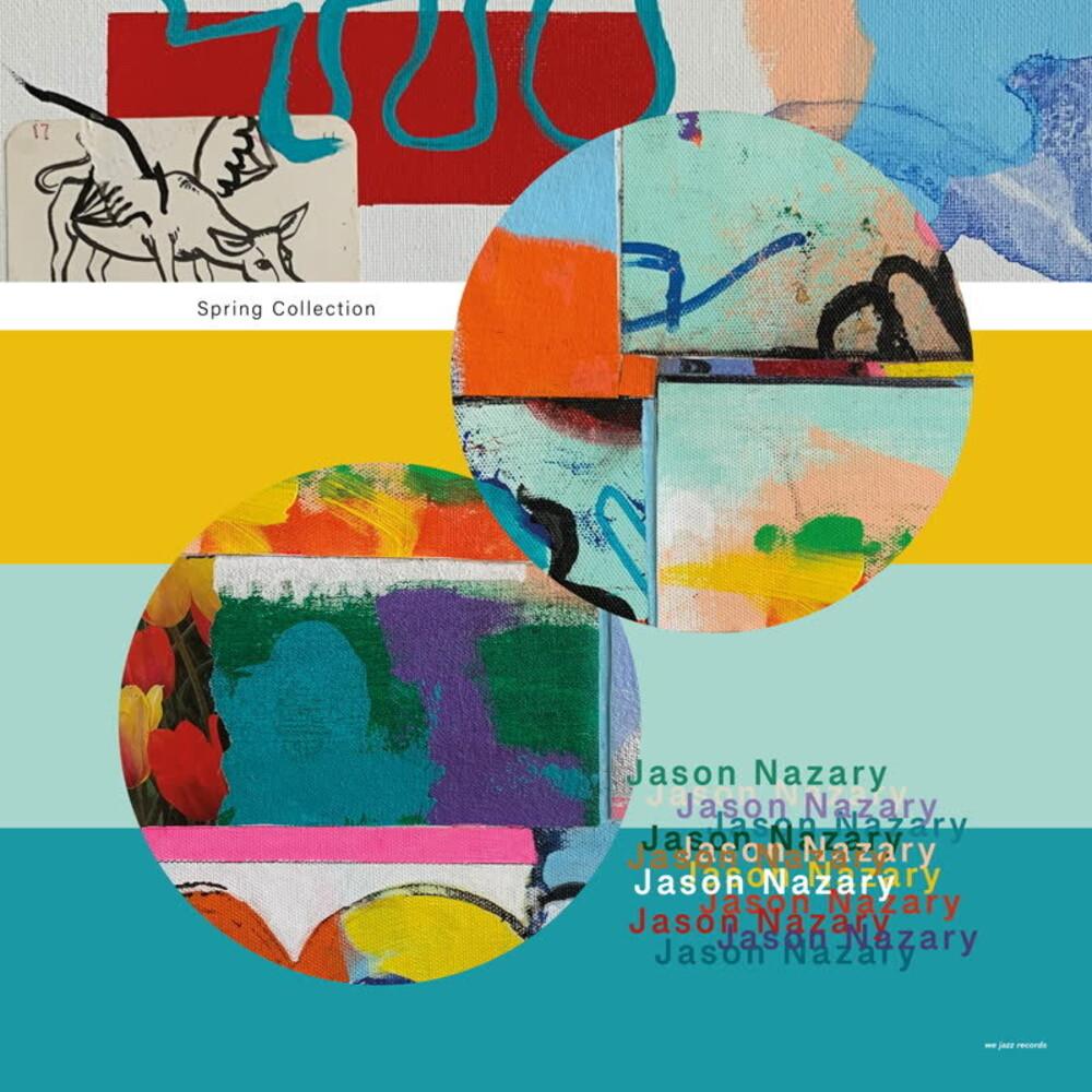 Jason Nazary - Spring Collection (Neon Orange Vinyl)