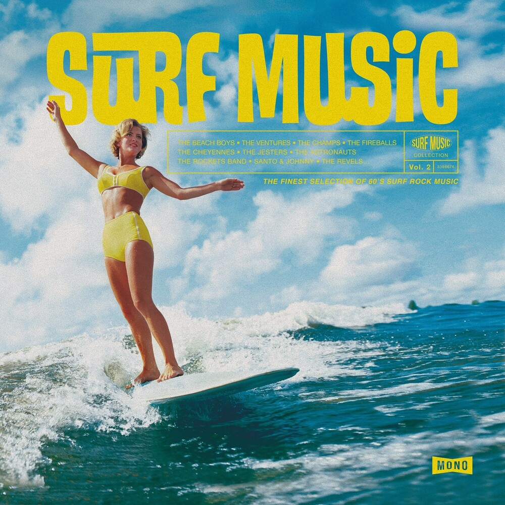 - Collection Surf Music Vol 2 / Various
