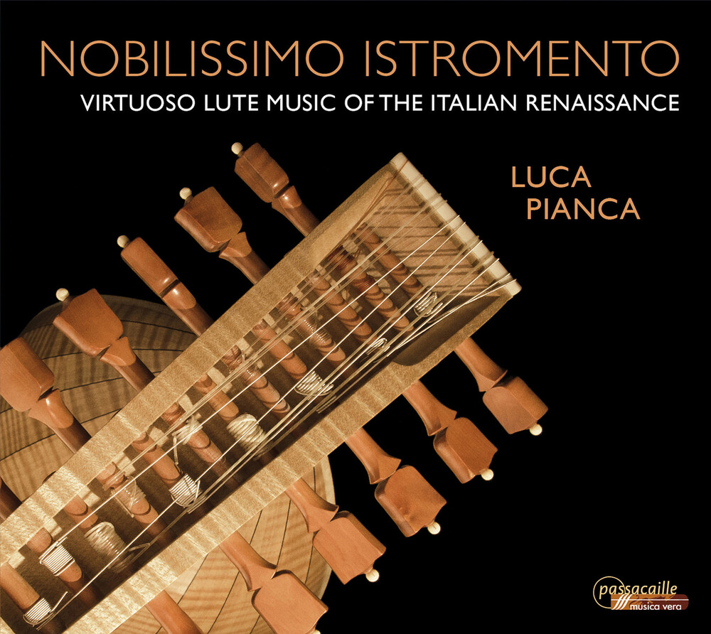 Nobilissimo Istromento / Various - Nobilissimo Istromento