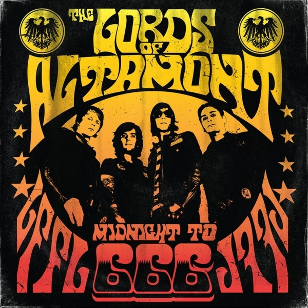 Lords Of Altamont - Midnight To 666