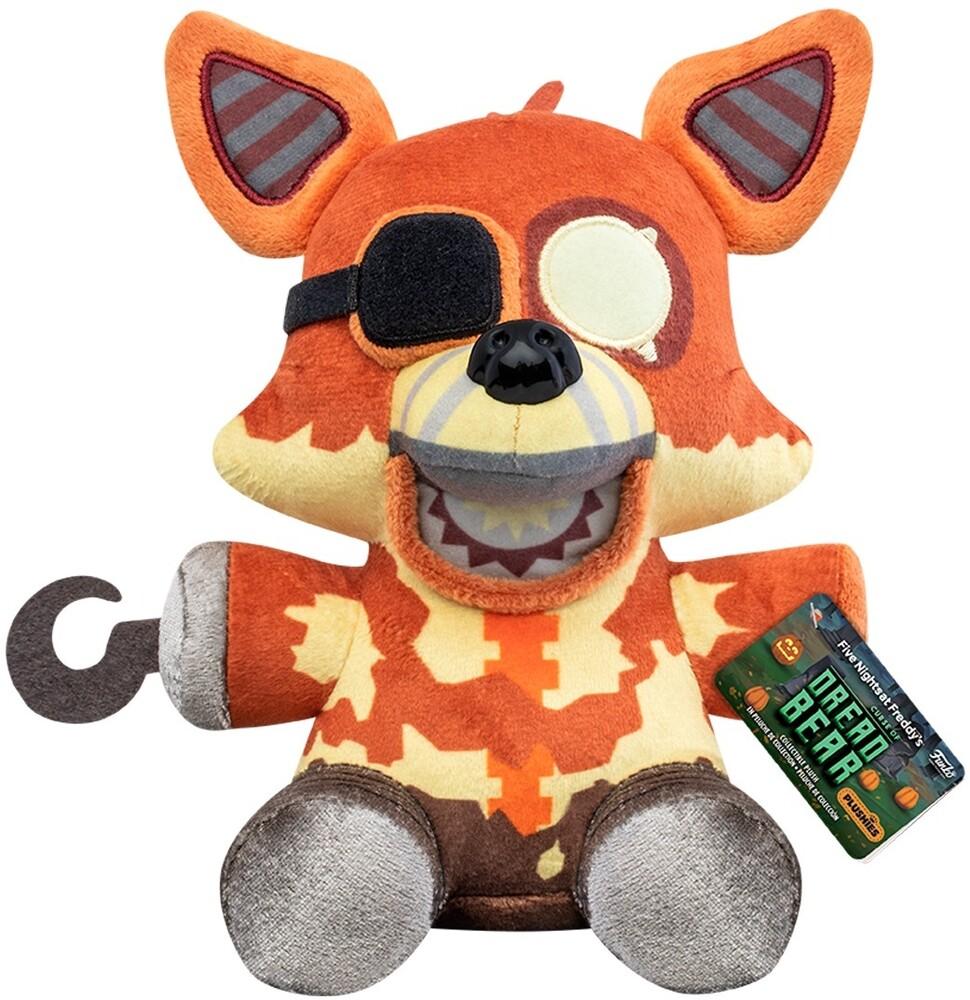 Funko Plush: - Five Nights At Freddy's Dreadbear - Grim Foxy