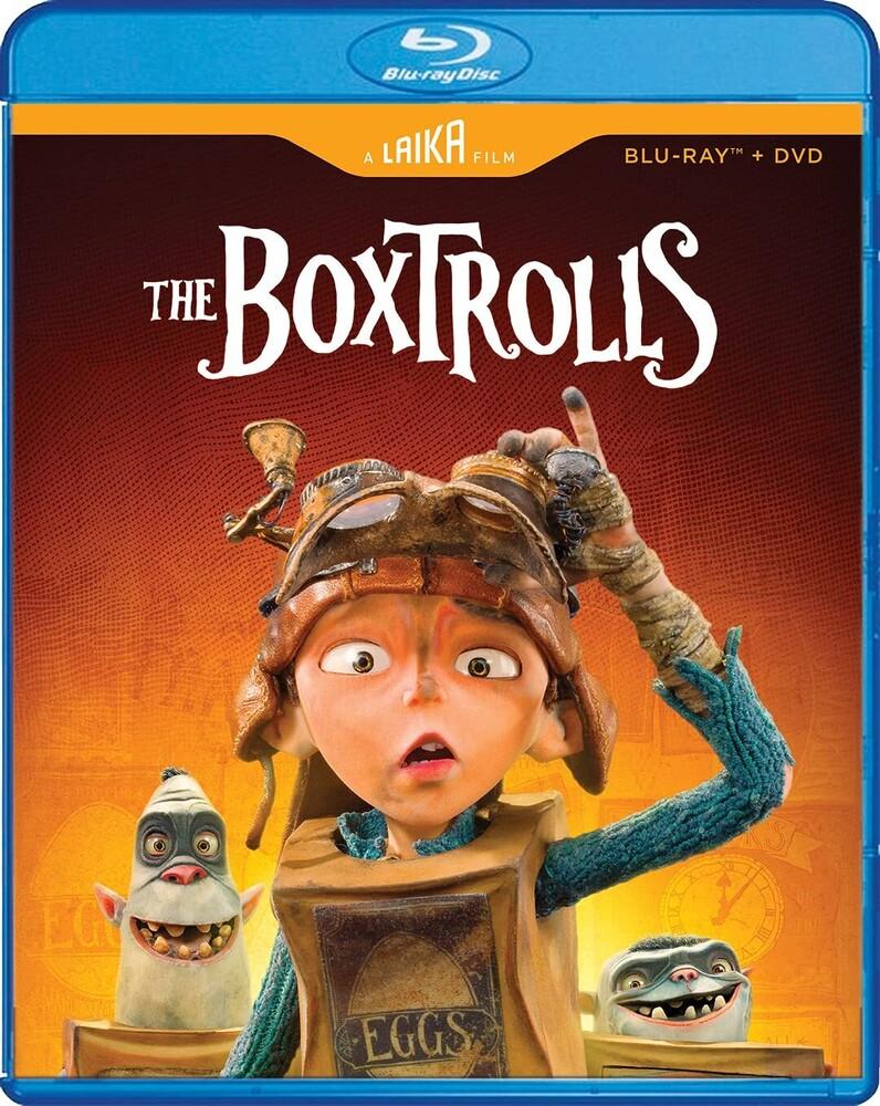- Boxtrolls (2pc) / (2pk)