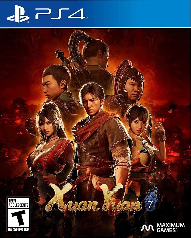 Ps4 Xuan Yuan Sword 7 - Xuan Yuan Sword 7 for PlayStation 4