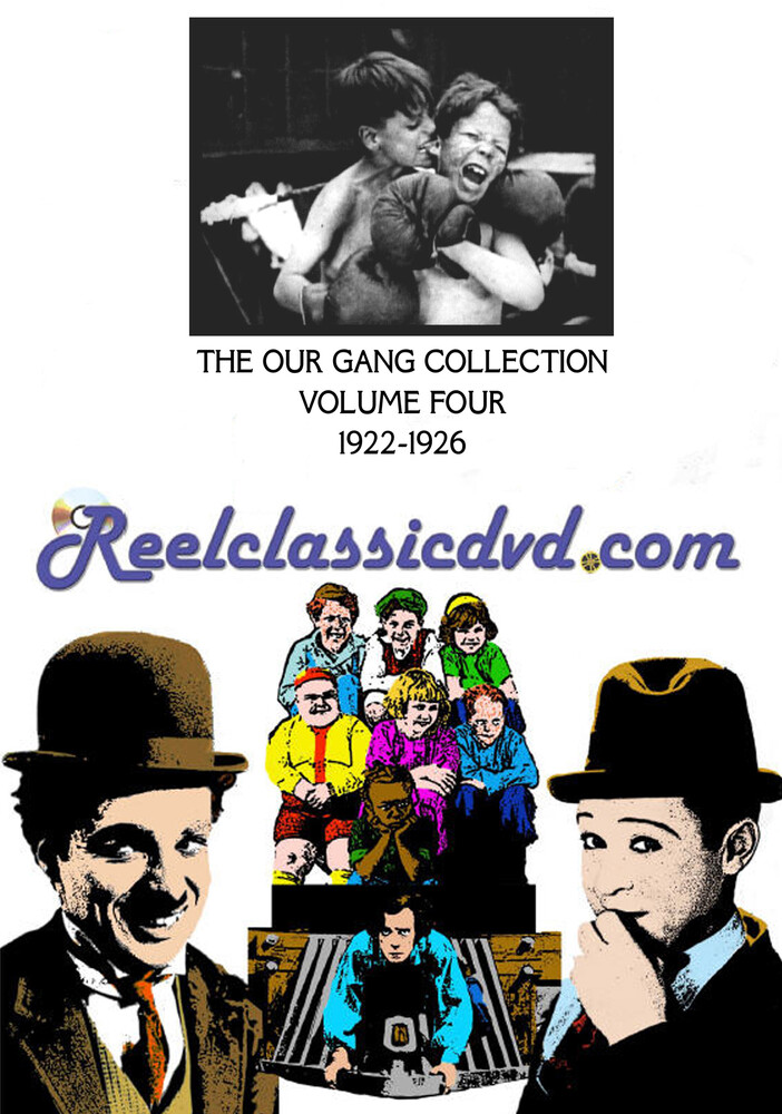 Our Gang Collection Volume Four - Our Gang Collection Volume Four / (Mod)