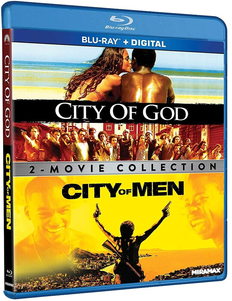 - City Of God / City Of Men 2-Movie Collection