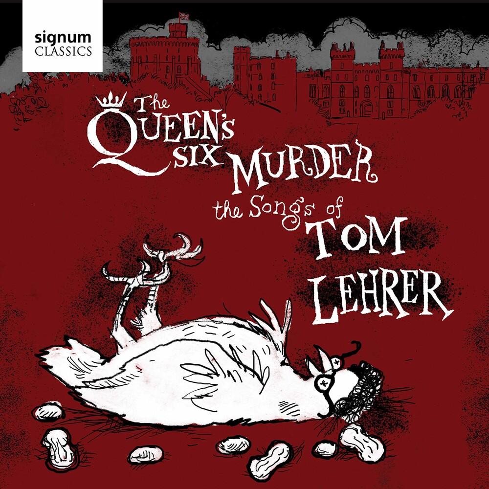 Lehrer / Vagnsson / Queen's Six - Queen's Six Murder