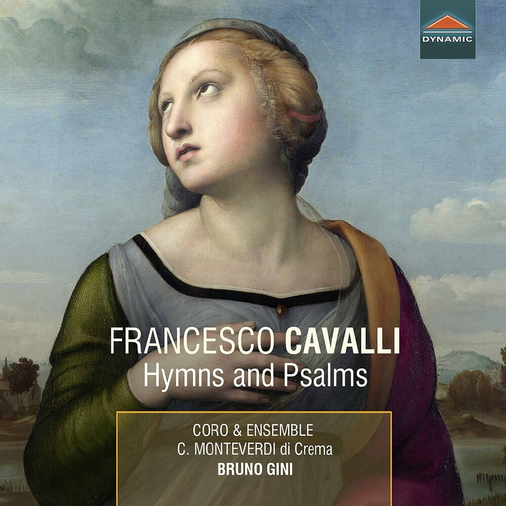 Cavalli / Ensemble Claudio Monteverdi Di Crema - Hymns & Psalms