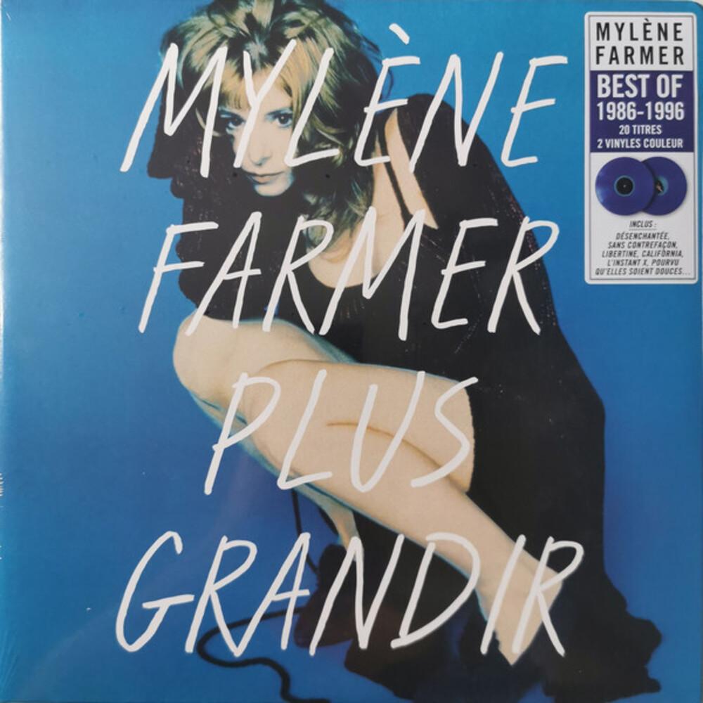 Mylene Farmer - Plus Grandir Best Of 1987-1996 (Fra)