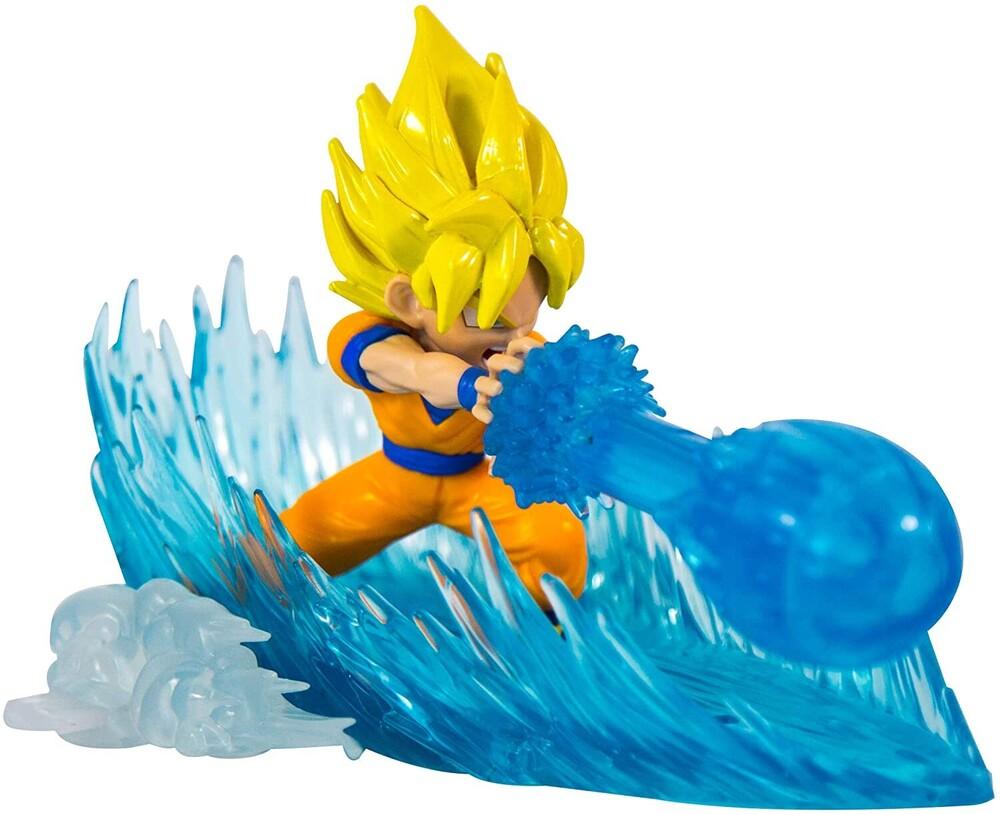 Dragon Ball Super Limit Breaker - Super Final Blast Super Saiyan Goku Figure (Afig)