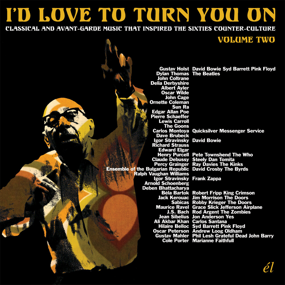 I'd Love To Turn You On Vol 2 / Various - I'd Love To Turn You On Vol 2 / Various (Uk)