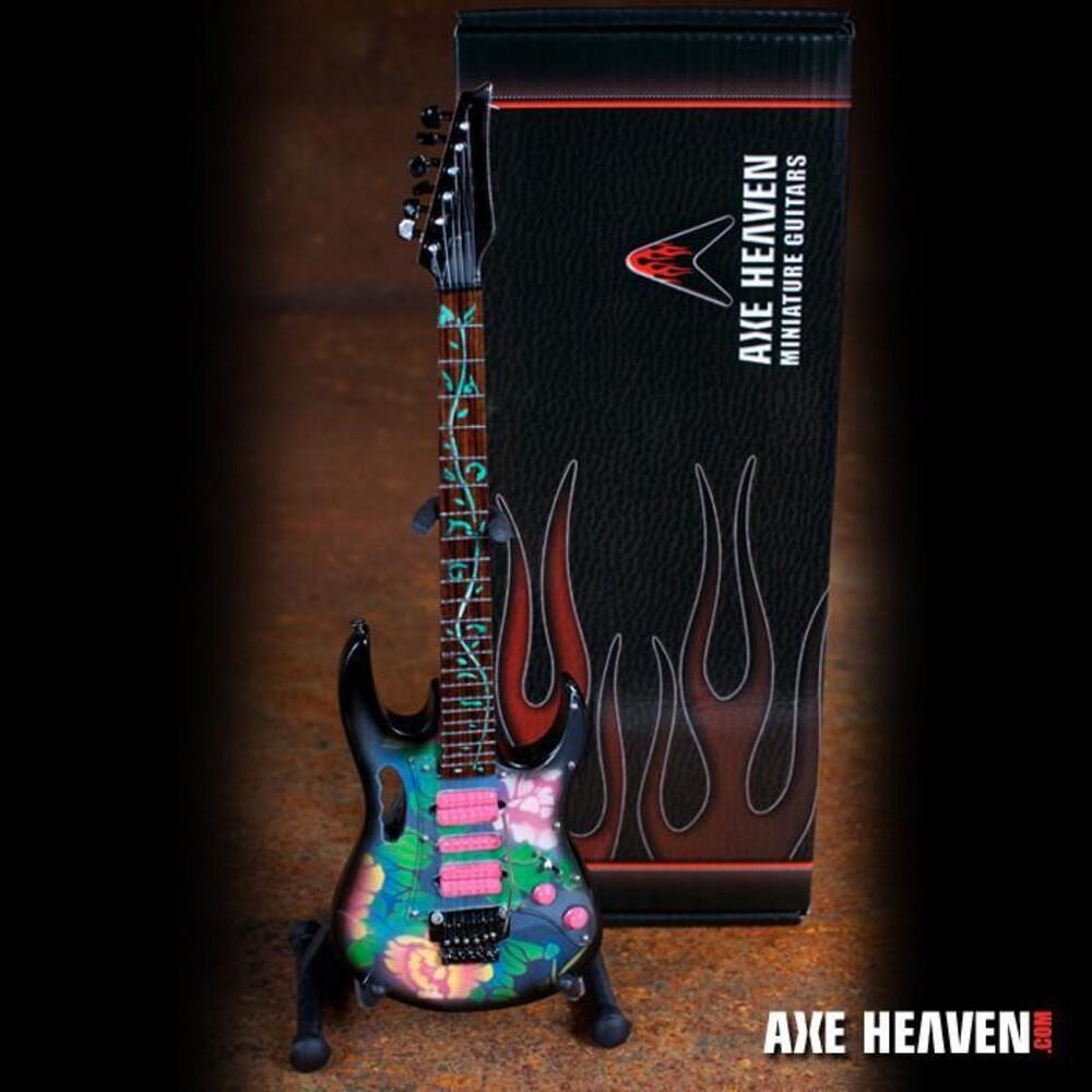 Steve Vai Signature Ibanez Jem Lotus Mini Guitar - Steve Vai Signature Ibanez Jem Lotus Mini Guitar