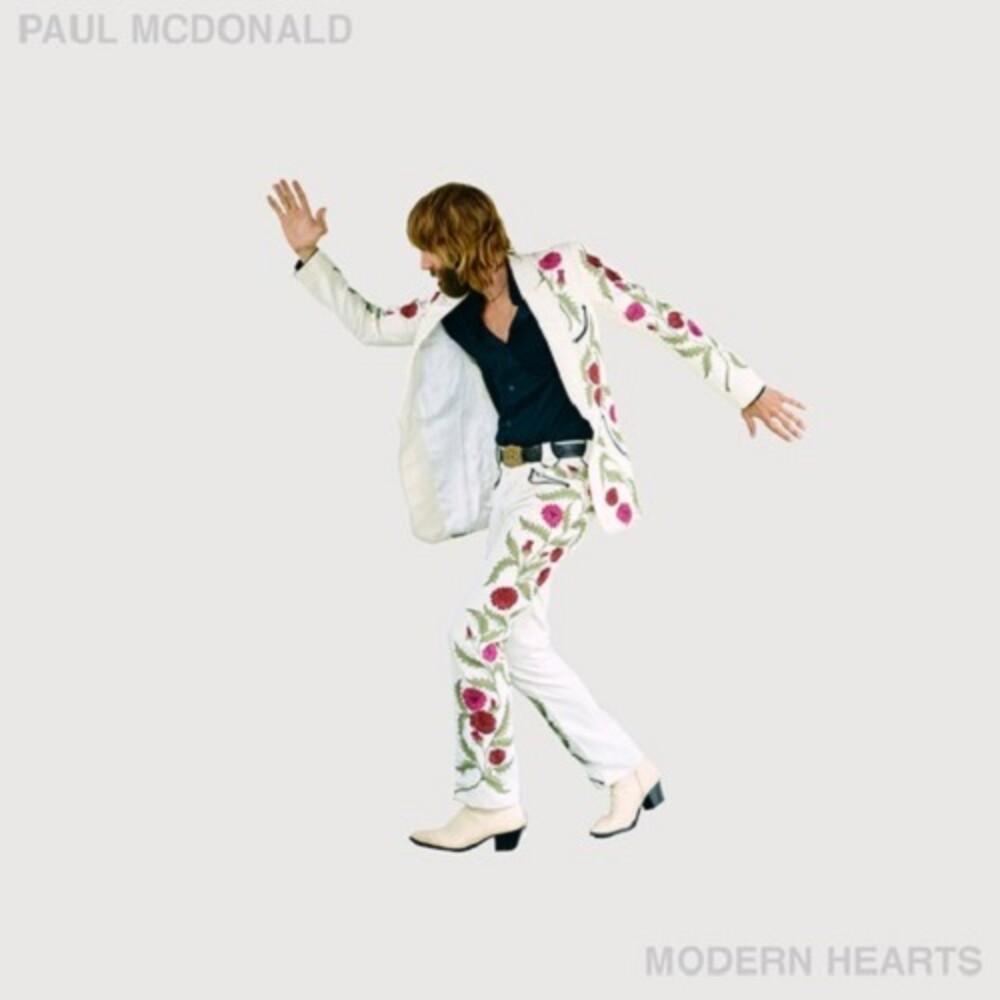 Paul Mcdonald - Modern Hearts (Deluxe Edition)