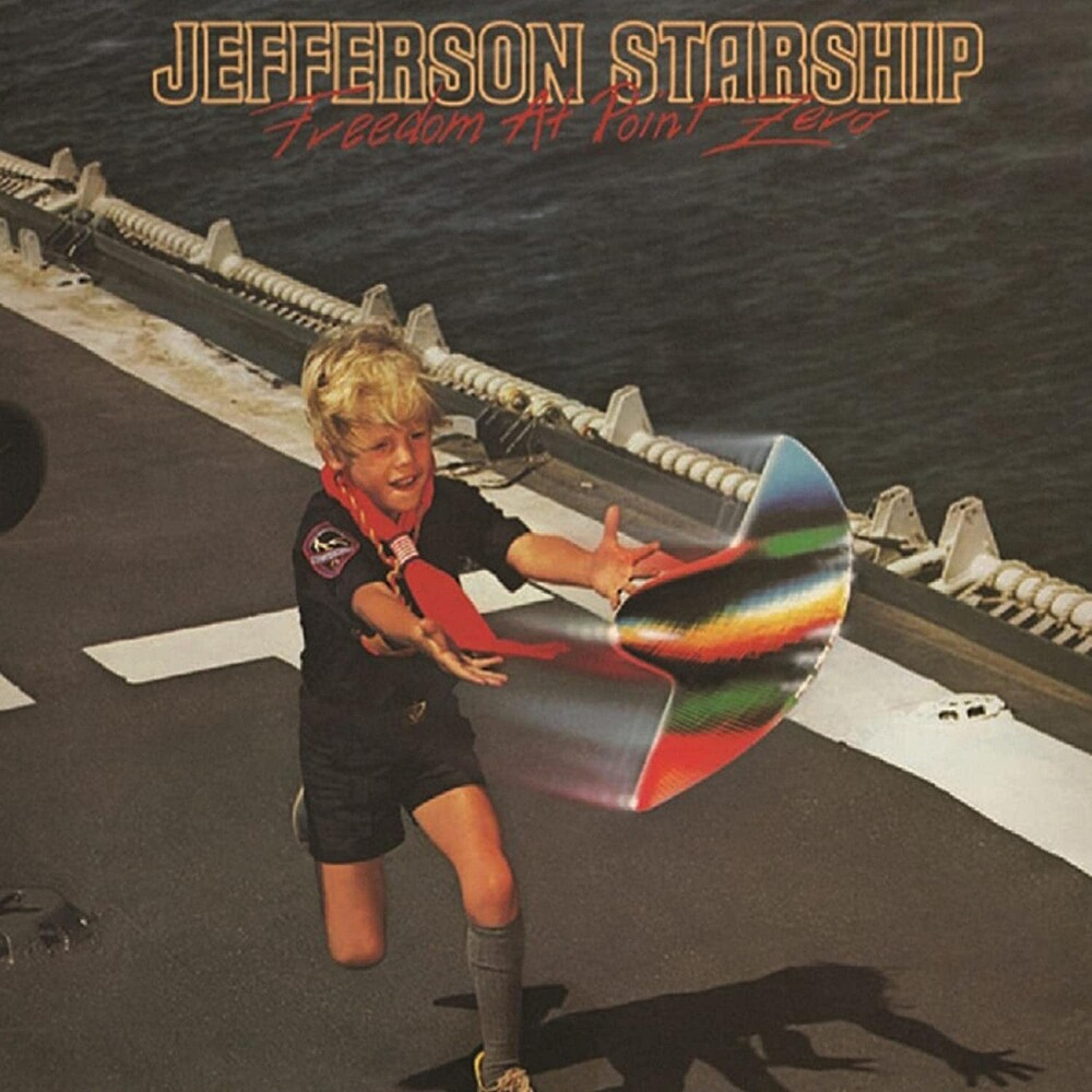 Jefferson Starship - Freedom At Point Zero (Audp) [Colored Vinyl] (Gate) [Limited Edition]