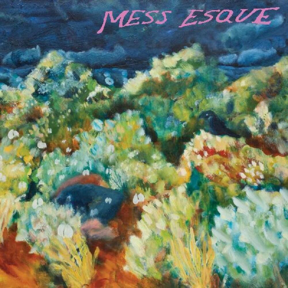 Mess Esque - Mess Esque [Digipak]