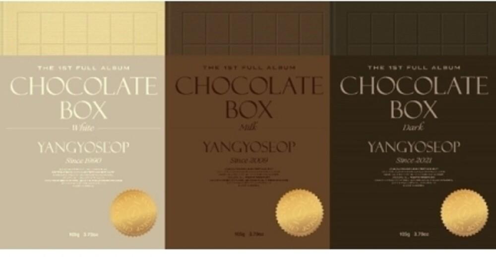 Yang Yoseop - Chocolate Box (Random Cover) (Asia)