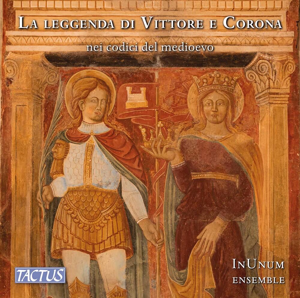 Inunum Ensemble - La Leggenda Di Vittore E Coron