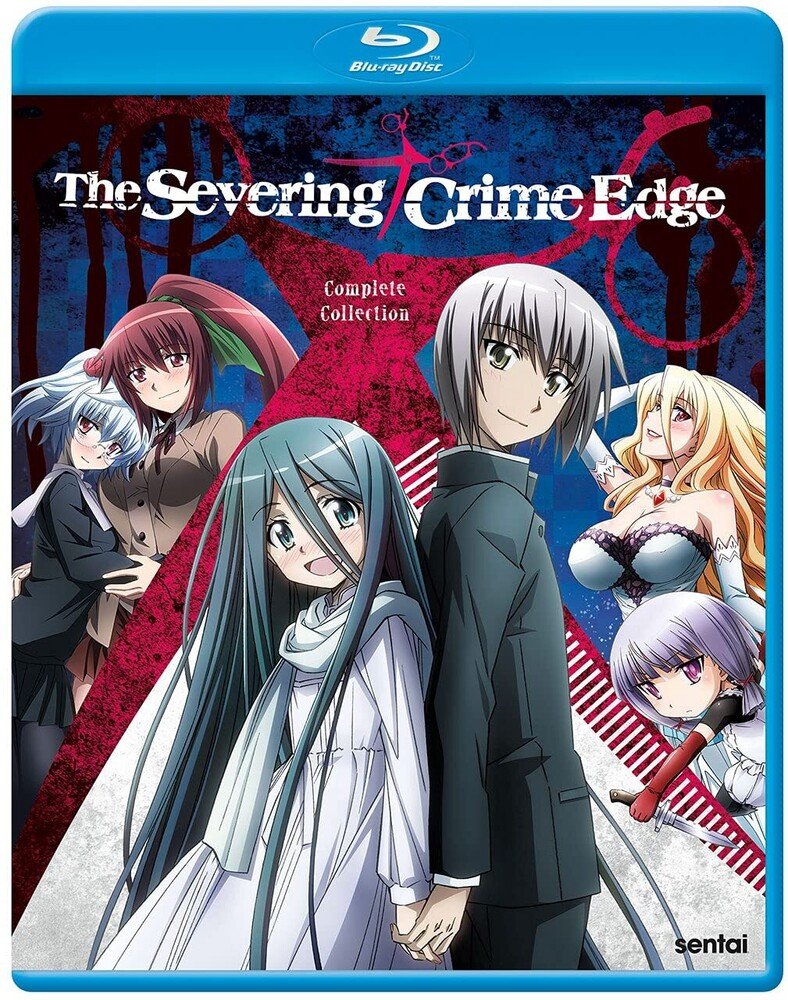 Severing Crime Edge - Severing Crime Edge (2pc) / (Anam Sub)
