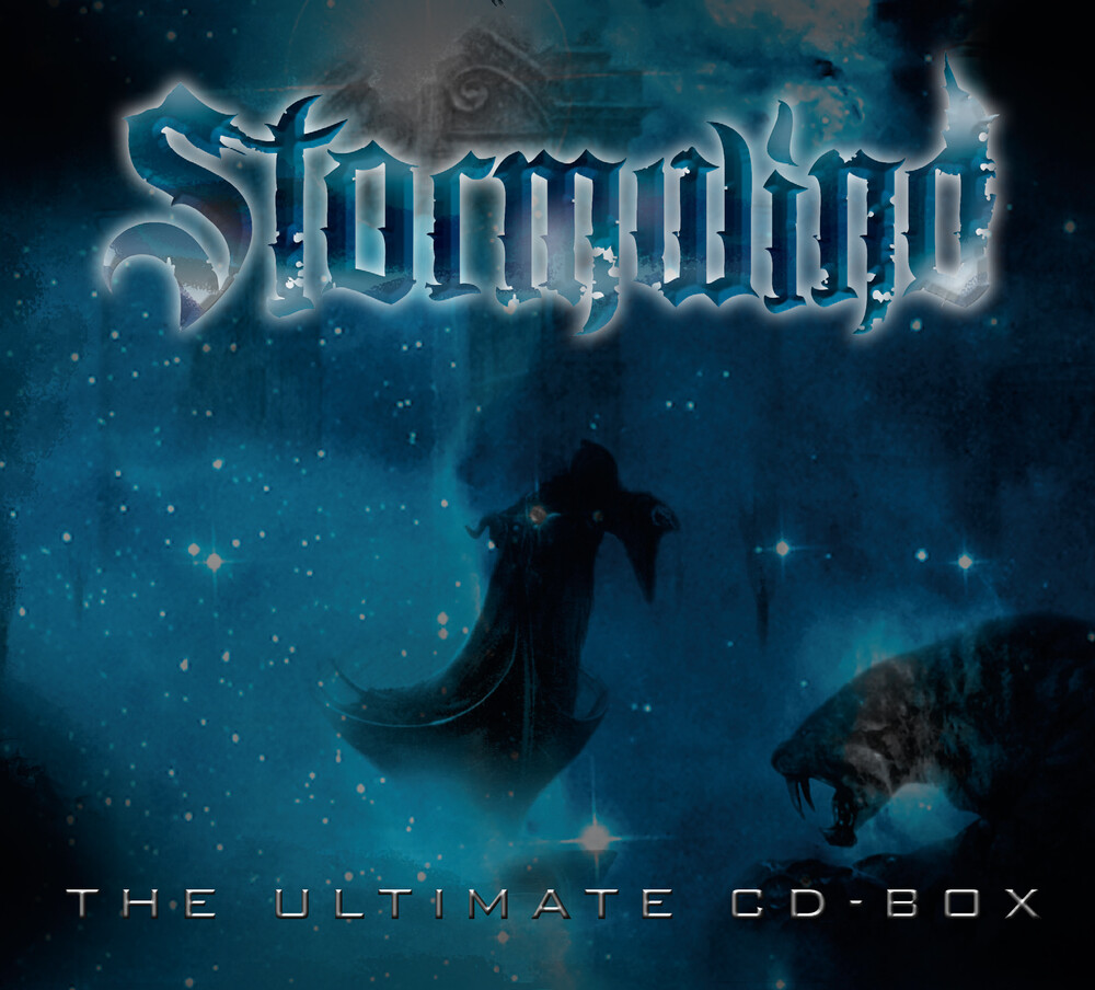 Stormwind - 4cd Box (Ultimate Cd-Box) (Box)
