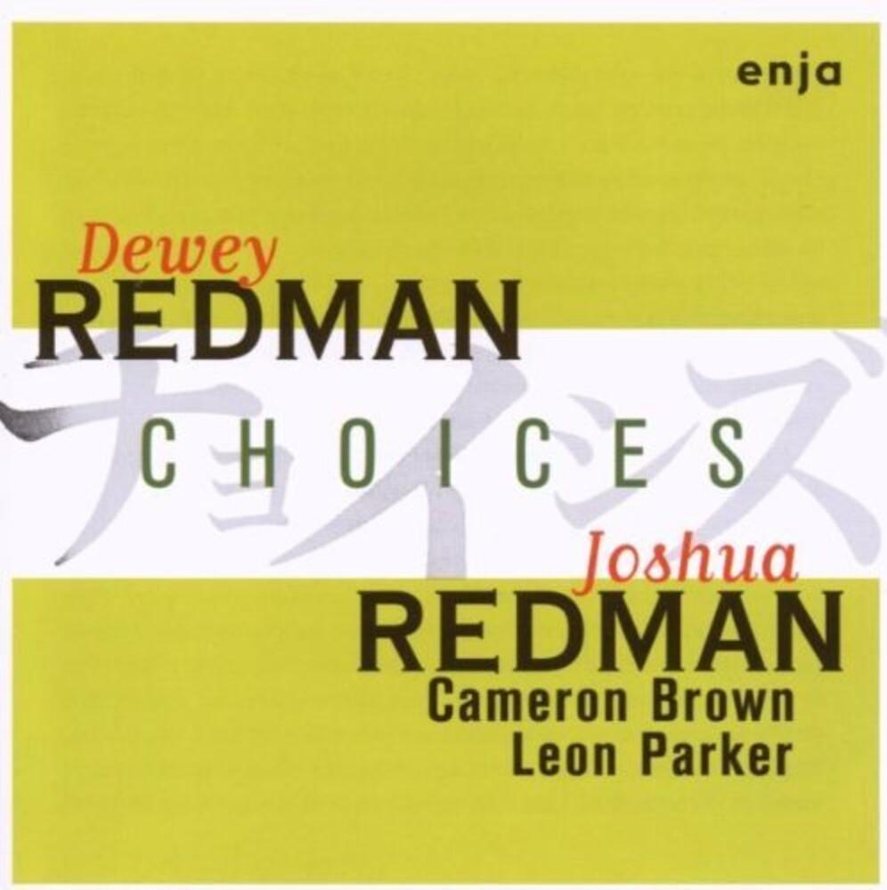 Dewey Redman - Choices