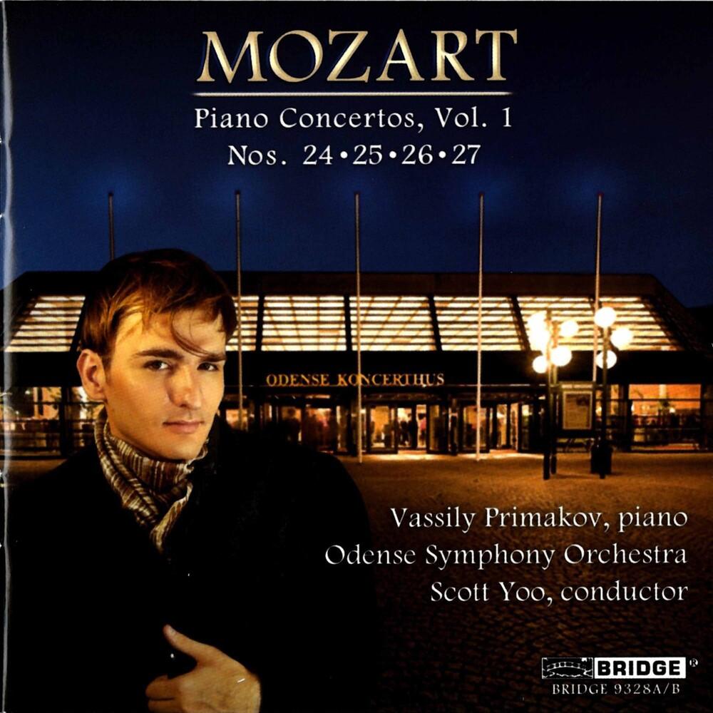 Vassily Primakov - Primakov Plays Mozart Concertos