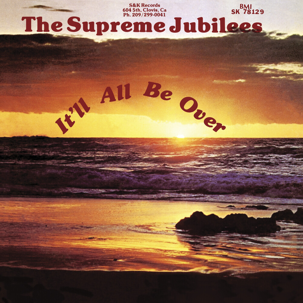 Supreme Jubilees - It'll All Be Over [Remastered Vinyl]