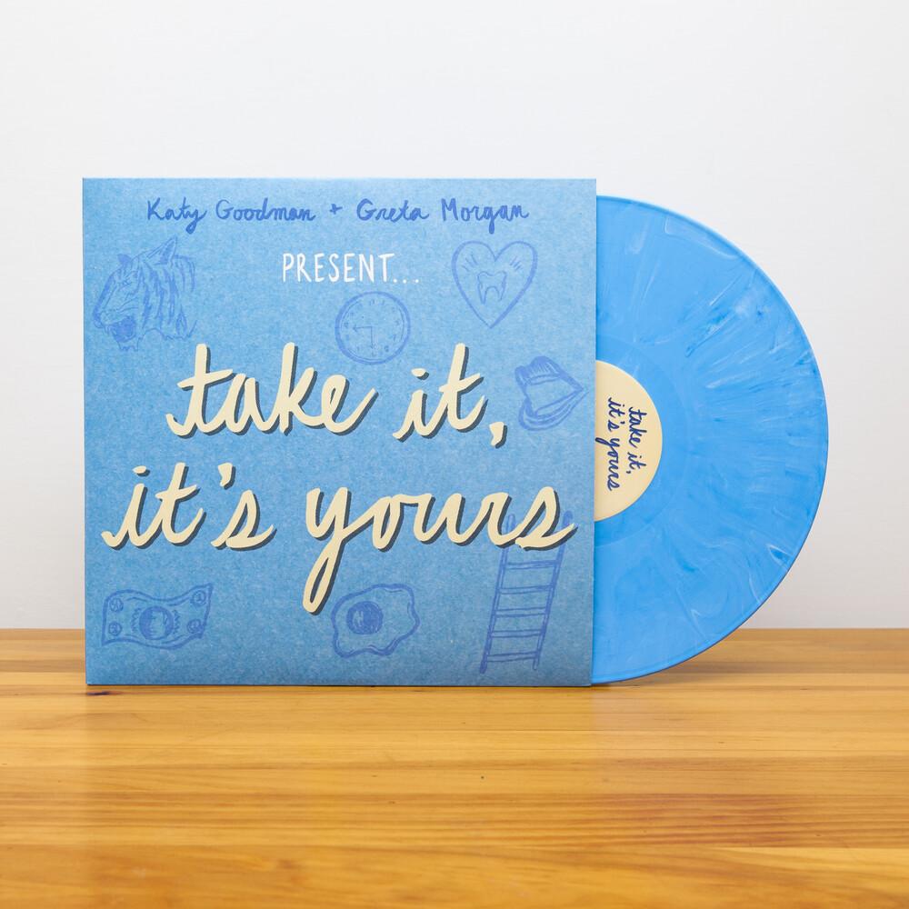 Katy Goodman / Morgan,Greta - Take It It's Yours [180 Gram] [Download Included]